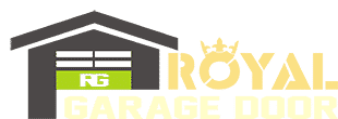 Royal Garage Door Logo